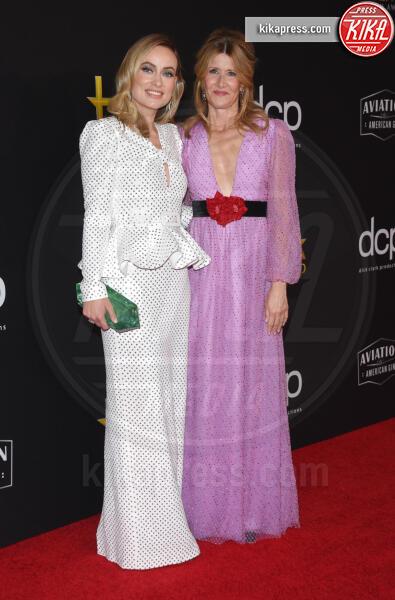 Olivia Wilde, Laura Dern - Beverly Hills - 03-11-2019 - Antonio Banderas, agli Hollywood Film Awards con la sua Stella
