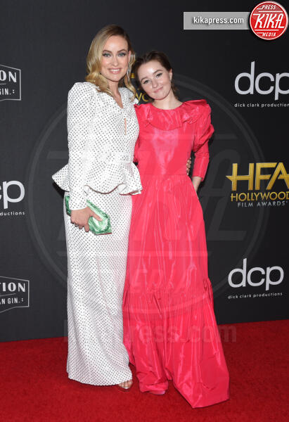 Kaitlyn Dever, Olivia Wilde - Beverly Hills - 03-11-2019 - Antonio Banderas, agli Hollywood Film Awards con la sua Stella