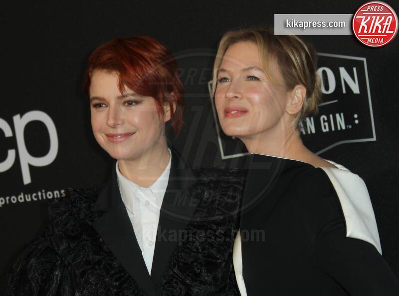 Jessie Buckley, Renee Zellweger - Los Angeles - 03-11-2019 - Antonio Banderas, agli Hollywood Film Awards con la sua Stella