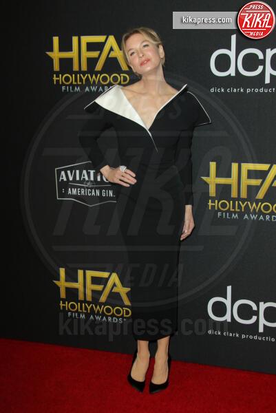 Renée Zellweger - Los Angeles - 03-11-2019 - Antonio Banderas, agli Hollywood Film Awards con la sua Stella