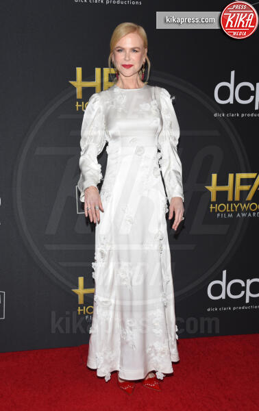 Nicole Kidman - Beverly Hills - 03-11-2019 - Antonio Banderas, agli Hollywood Film Awards con la sua Stella