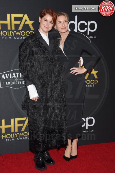 Jessie Buckley, Renee Zellweger - Beverly Hills - 03-11-2019 - Antonio Banderas, agli Hollywood Film Awards con la sua Stella