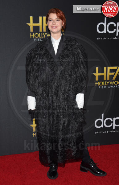 Jessie Buckley - Beverly Hills - 03-11-2019 - Antonio Banderas, agli Hollywood Film Awards con la sua Stella