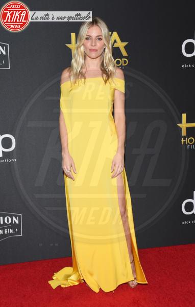 Sienna Miller - Beverly Hills - 03-11-2019 - Antonio Banderas, agli Hollywood Film Awards con la sua Stella