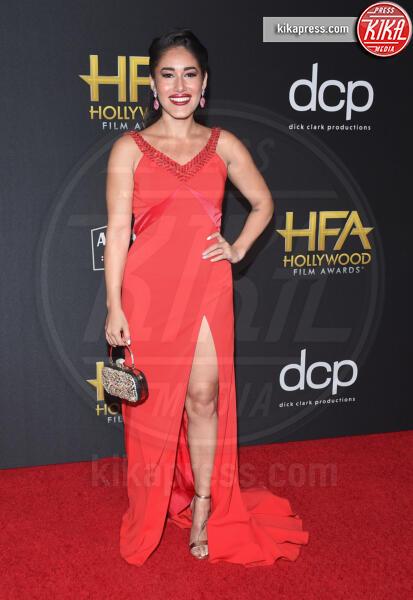Q'orianka Kilcher - Beverly Hills - 03-11-2019 - Antonio Banderas, agli Hollywood Film Awards con la sua Stella