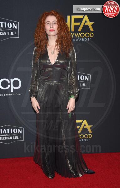 Alma Har'el - Beverly Hills - 03-11-2019 - Antonio Banderas, agli Hollywood Film Awards con la sua Stella