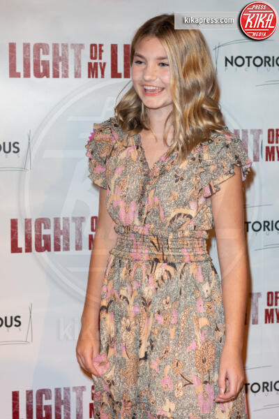 Anna Pniowsky - Roma - 03-11-2019 - Casey Affleck, la première romana di Light of my Life