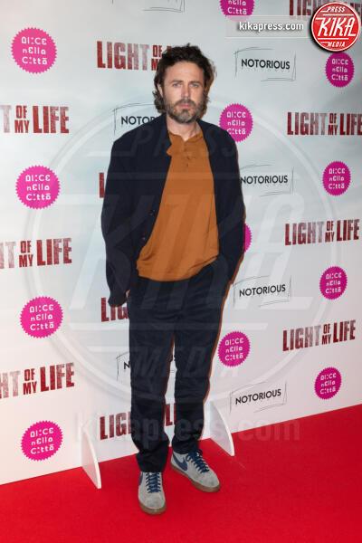 Casey Affleck - Roma - 03-11-2019 - Casey Affleck, la première romana di Light of my Life