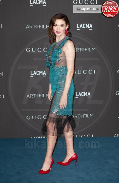 Carly Steel - Los Angeles - 02-11-2019 - Lacma Art + film gala: il debutto della coppia Reeves-Grant