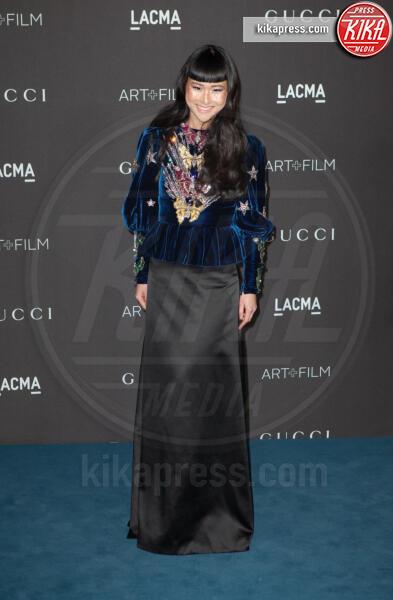 Asia Chow - Los Angeles - 02-11-2019 - Lacma Art + film gala: il debutto della coppia Reeves-Grant