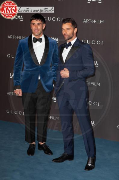 Jwan Yosef, Ricky Martin - Los Angeles - 02-11-2019 - Lacma Art + film gala: il debutto della coppia Reeves-Grant