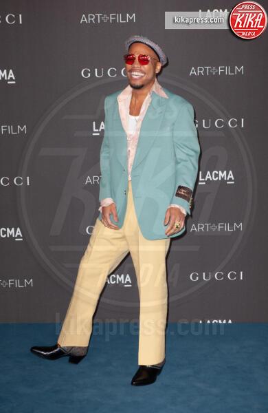 Anderson .Paak - Los Angeles - 02-11-2019 - Lacma Art + film gala: il debutto della coppia Reeves-Grant