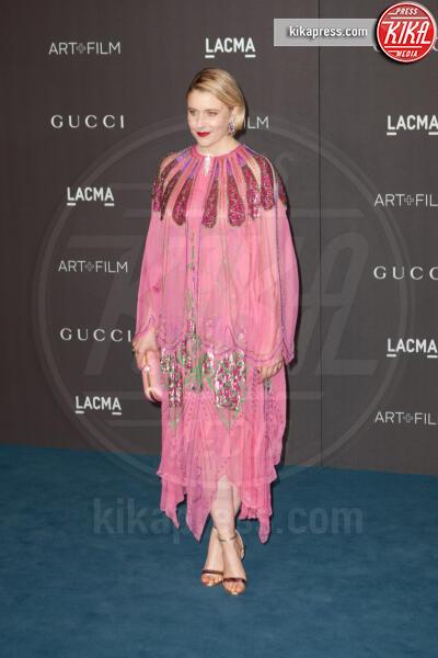 Greta Gerwig - Los Angeles - 02-11-2019 - Lacma Art + film gala: il debutto della coppia Reeves-Grant