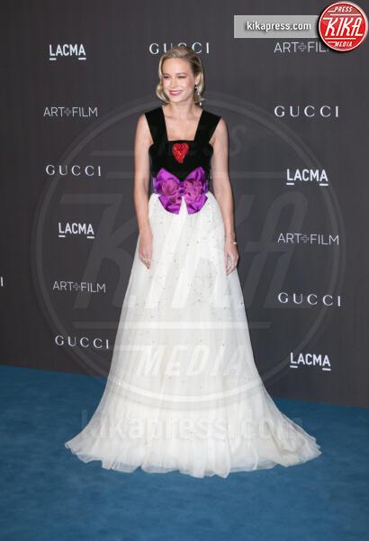 Brie Larson - Los Angeles - 02-11-2019 - Lacma Art + film gala: il debutto della coppia Reeves-Grant