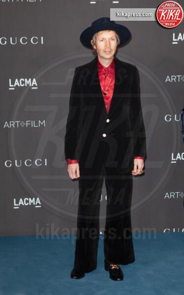 Beck - Los Angeles - 02-11-2019 - Lacma Art + film gala: il debutto della coppia Reeves-Grant