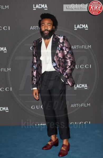 Donald Glover - Los Angeles - 02-11-2019 - Lacma Art + film gala: il debutto della coppia Reeves-Grant