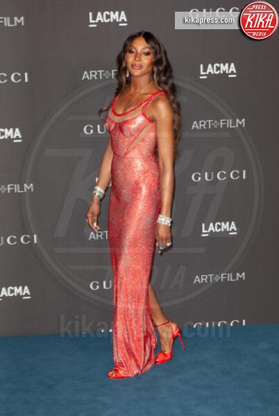 Naomi Campbell - Los Angeles - 02-11-2019 - Lacma Art + film gala: il debutto della coppia Reeves-Grant