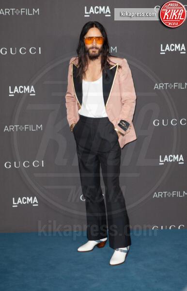 Jared Leto - Los Angeles - 02-11-2019 - Lacma Art + film gala: il debutto della coppia Reeves-Grant