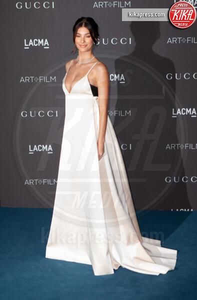 Camila Morrone - Los Angeles - 02-11-2019 - Lacma Art + film gala: il debutto della coppia Reeves-Grant