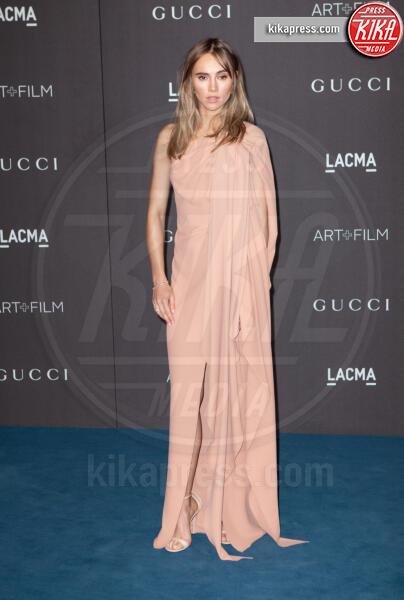Suki Waterhouse - Los Angeles - 02-11-2019 - Lacma Art + film gala: il debutto della coppia Reeves-Grant