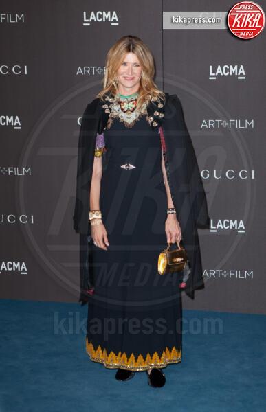 Laura Dern - Los Angeles - 02-11-2019 - Lacma Art + film gala: il debutto della coppia Reeves-Grant
