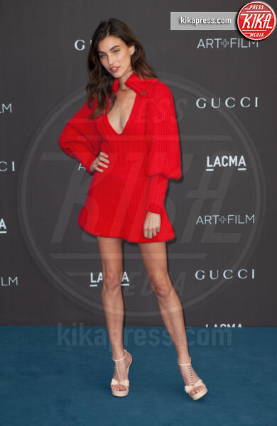 Rainey Qualley - Los Angeles - 02-11-2019 - Lacma Art + film gala: il debutto della coppia Reeves-Grant