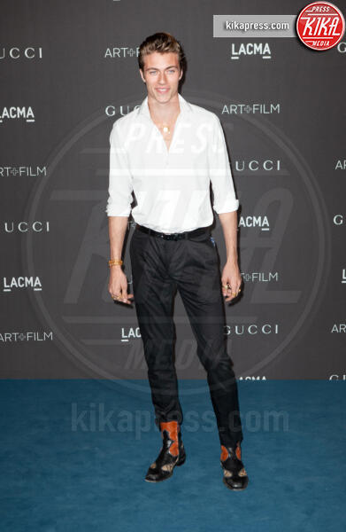 Lucky Blue Smith - Los Angeles - 02-11-2019 - Lacma Art + film gala: il debutto della coppia Reeves-Grant