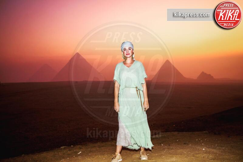 Katy Perry - Giza - 04-11-2019 - I tramonti egiziani di Katy Perry e Orlando Bloom