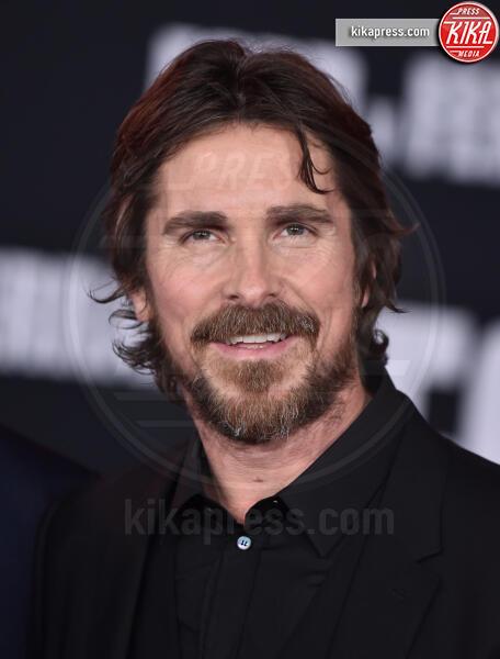 Christian Bale - Hollywood - 05-11-2019 - Ford V Ferrari, lo sprint di Elisabetta Canalis