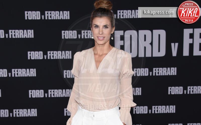 Elisabetta Canalis - Hollywood - 05-11-2019 - Ford V Ferrari, lo sprint di Elisabetta Canalis