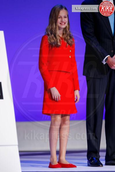 Principessa Leonor di Borbone - Barcellona - 04-11-2019 - Principesse adolescenti sui troni d'Europa: le riconoscete?
