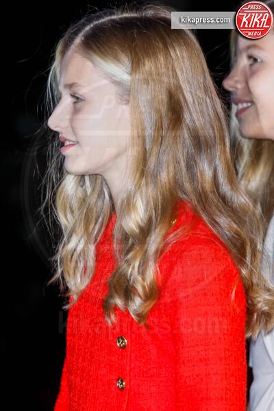 Principessa Leonor di Borbone - Barcellona - 04-11-2019 - Principessa Leonor di Spagna, prove da regina