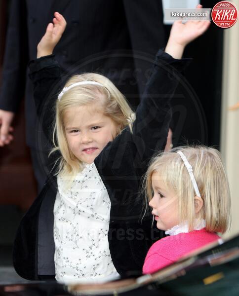 Principessa Amalia Orange-Nassau, Alexia Orange-Nassau - Apeldoorn - 02-11-2008 - Principesse adolescenti sui troni d'Europa: le riconoscete?