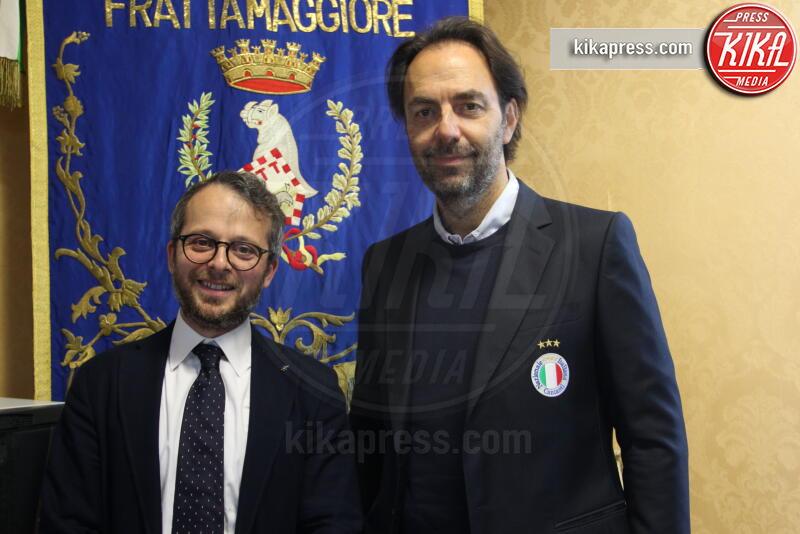 Marco Antonio Del Prete, Neri Marcorè - Frattamaggiore - 06-11-2019 - Neri Marcorè, il cuore in campo contro la violenza