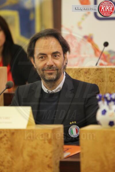 Neri Marcorè - Frattamaggiore - 06-11-2019 - Neri Marcorè, il cuore in campo contro la violenza