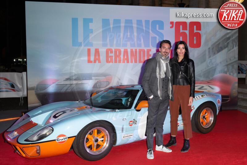 Tania Bambaci, Samuel Peron - Roma - 08-11-2019 - Le Mans '66 - La grande sfida, Remo Girone è Enzo Ferrari