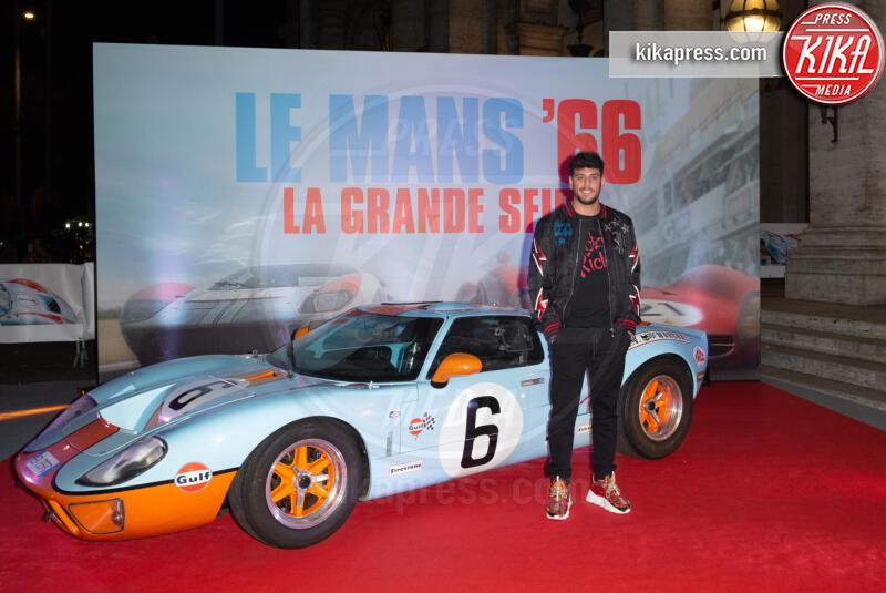 Luigi Mastroianni - Roma - 08-11-2019 - Le Mans '66 - La grande sfida, Remo Girone è Enzo Ferrari