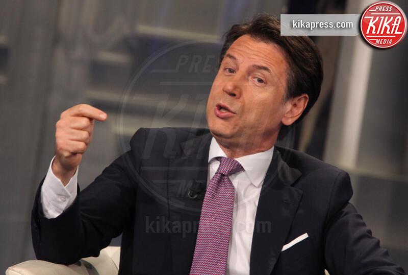 Giuseppe Conte - Roma - 07-11-2019 - Conte sull'Ilva: