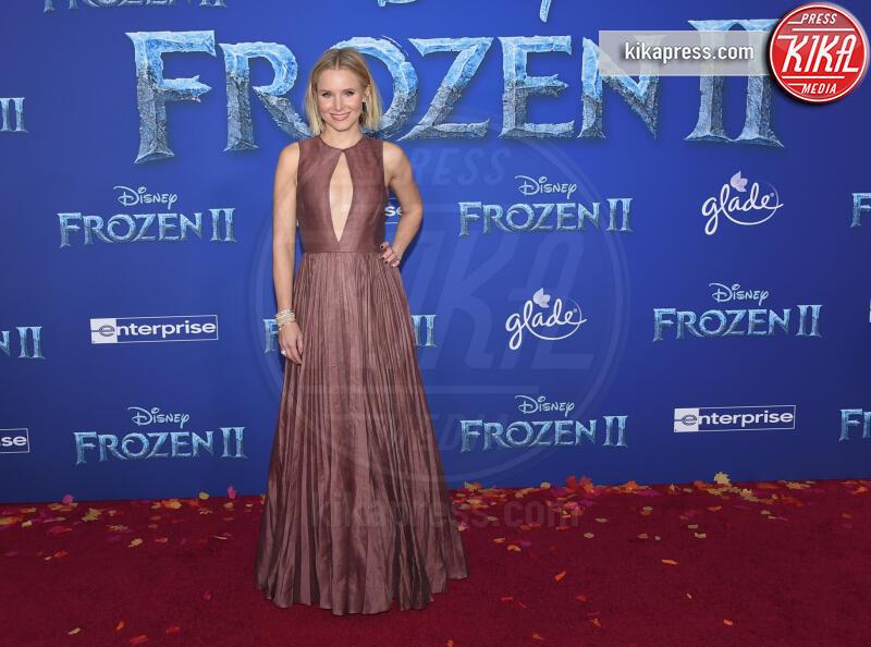 Kristen Bell - Hollywood - 08-11-2019 - Frozen 2, l'adorabile abbinamento delle sorelle Gomez