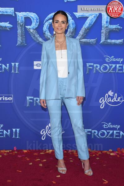 Jordana Brewster - Hollywood - 08-11-2019 - Frozen 2, l'adorabile abbinamento delle sorelle Gomez