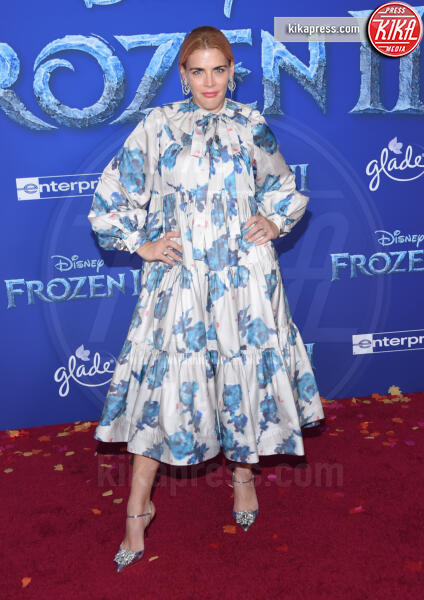 Busy Philipps - Hollywood - 08-11-2019 - Frozen 2, l'adorabile abbinamento delle sorelle Gomez