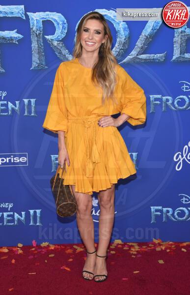 Audrina Patridge - Hollywood - 08-11-2019 - Frozen 2, l'adorabile abbinamento delle sorelle Gomez