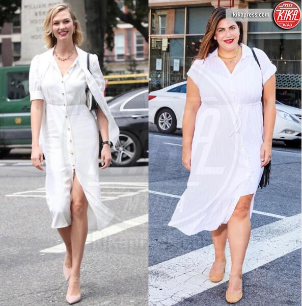 Katie Sturino, curvy blogger che ricrea i look di Meghan Markle