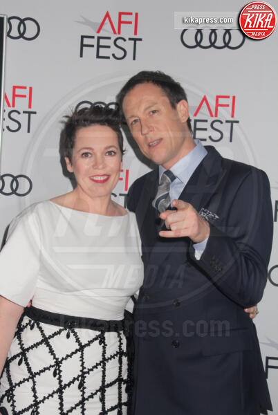 Olivia Colman, Tobias Menzies - Los Angeles - 16-11-2019 - Golden Globes 2020: alle nomination trionfo The Crown e Scorsese