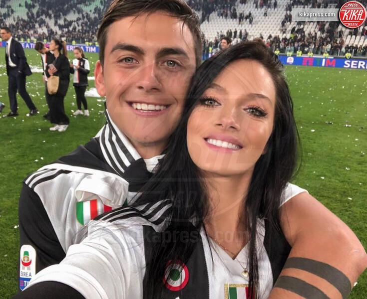 Oriana Sabatini, Paulo Dybala - 21-11-2019 - Suoceri famosi delle star... e dove trovarli!