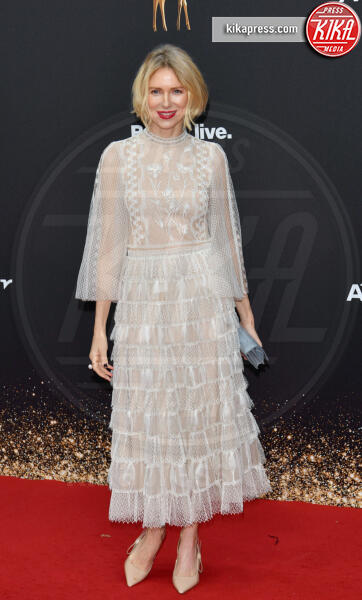 Naomi Watts - Baden Baden - 22-11-2019 - Naomi Watts, trasparenze in tulle Dior ai Bambi Awards