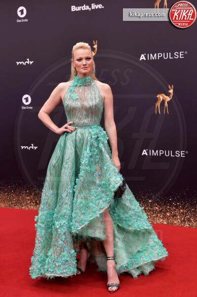 Franziska Knuppe - Baden Baden - 21-11-2019 - Naomi Watts, trasparenze in tulle Dior ai Bambi Awards