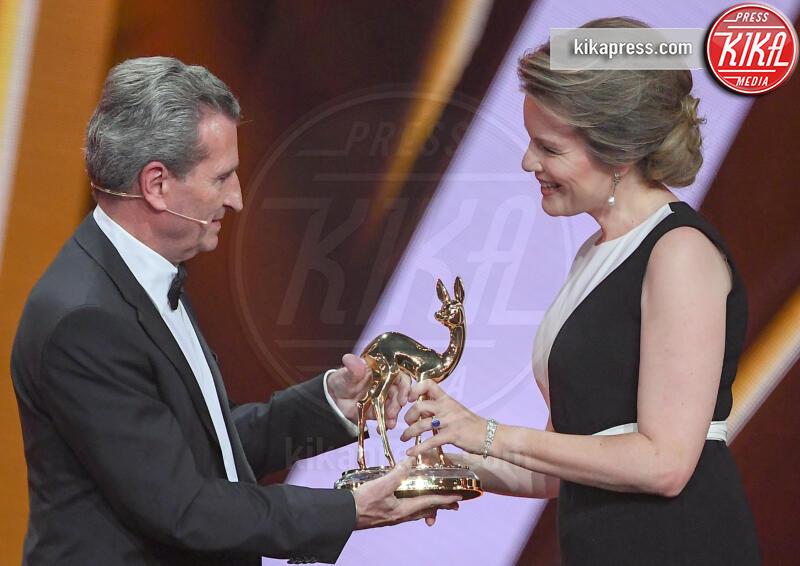 Bambi Awards 2019, Regina Mathilde del Belgio - Baden-Baden - 21-11-2019 - Naomi Watts, trasparenze in tulle Dior ai Bambi Awards