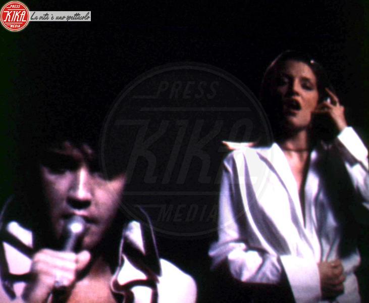 Elvis Presley, Lisa Marie Presley - New York - 16-08-1997 - Suoceri famosi delle star... e dove trovarli!