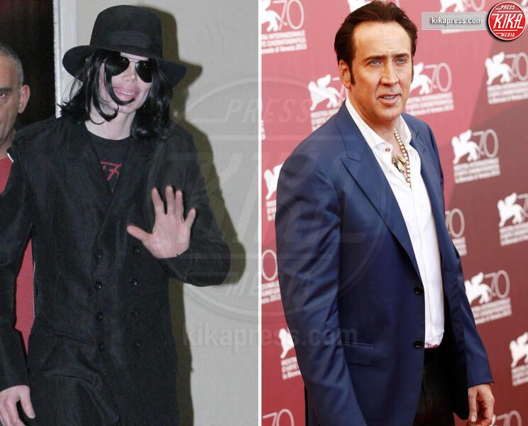 Michael Jackson, Nicolas Cage - 22-11-2019 - Suoceri famosi delle star... e dove trovarli!